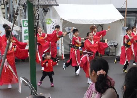 よさこいグループ2(2012-05-03)
