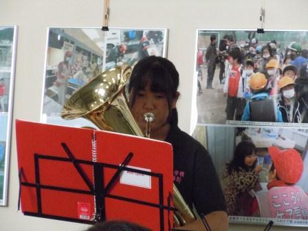 煉瓦館チャリティコンサート5(2012‐05‐27)