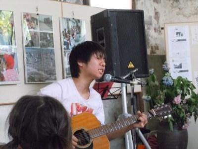 煉瓦館チャリティコンサート25(2012-05-27)