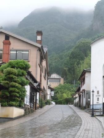 大川内山の石畳1(2012-06-16)
