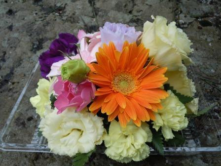 結婚式の花(2012-07-01)