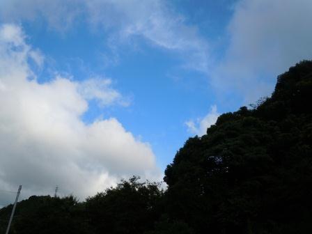 盆の青空2(2012-07-15)