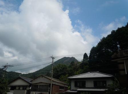 梅雨明け(2012-07-23)