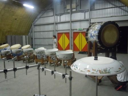 有田磁器太鼓2(2012-07-23)
