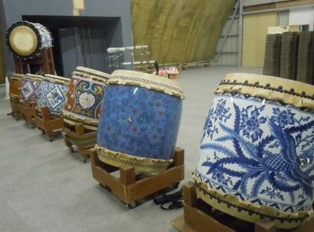 有田磁器太鼓3(2012-07-23)