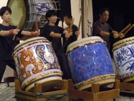 有田磁器太鼓2(2012-09-19)