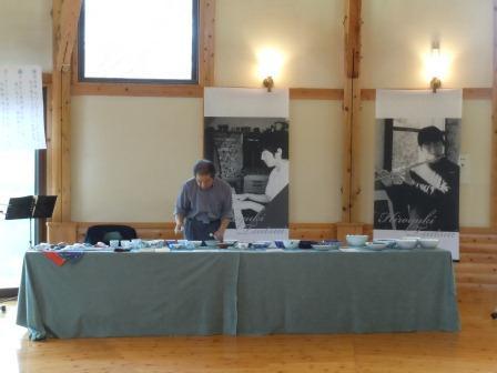 野岳湖コンサート1(2012-09-29)