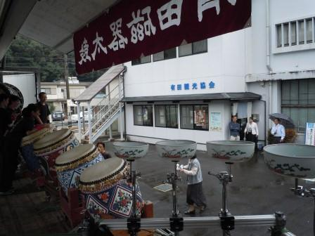 有田磁器太鼓5(2012-10-17)