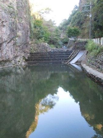 猿川渓谷(2012-10-19)