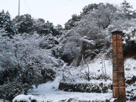 雪の煙突1(2013‐01‐18)