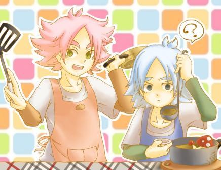 料理を作るよ!!