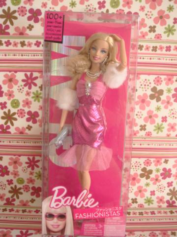 barbie fashionista 2010 glam