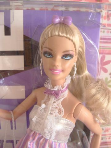 barbie fashionista 2011-2