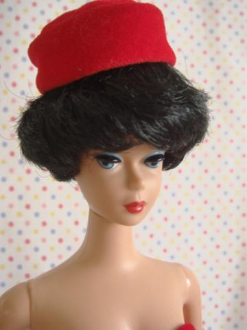 barbie silken brunette8