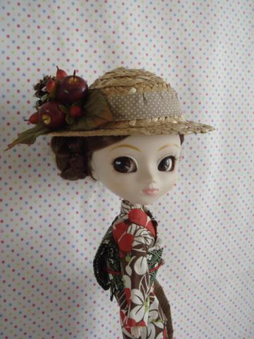 pullip hat