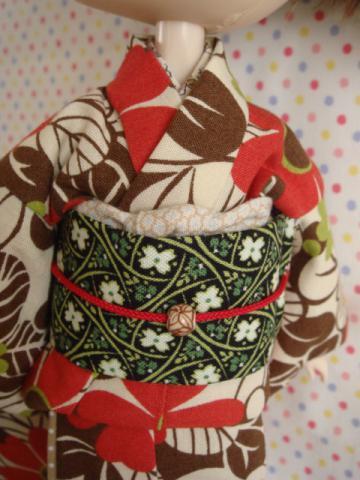 pullip kimono Freebird Flower7