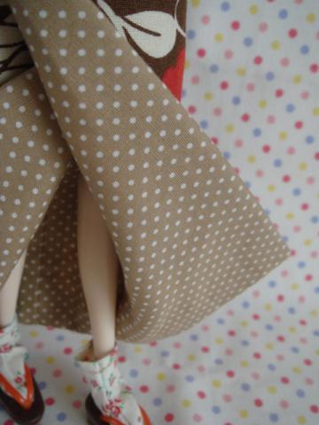 pullip kimono Freebird Flower5