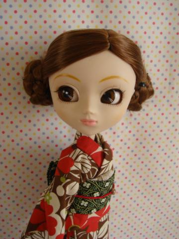 pullip kimono Freebird Flower4
