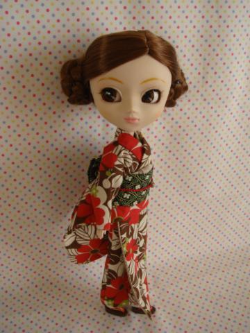 pullip kimono Freebird Flower3