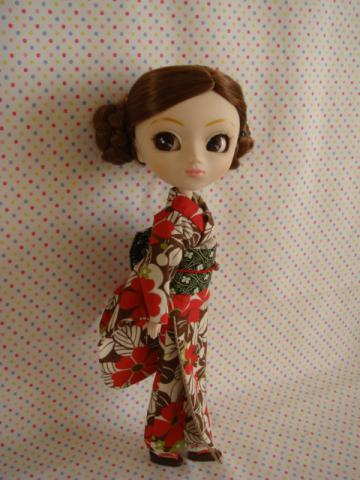 pullip kimono Freebird Flower2