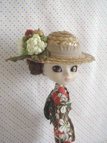 pullip kimono Freebird Flower10