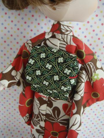 pullip kimono Freebird Flower9
