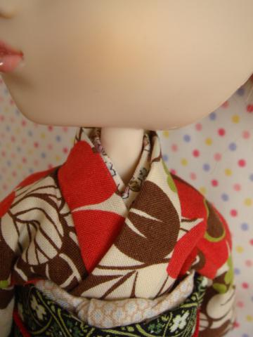 pullip kimono Freebird Flower8
