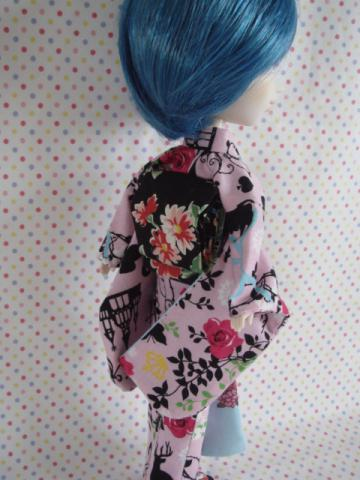 pullip kimono Wonderland3
