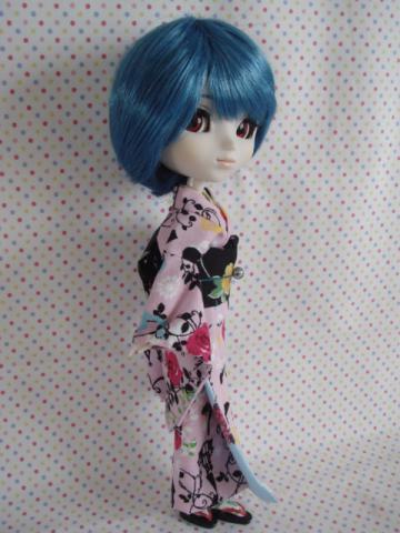 pullip kimono Wonderland2