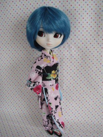pullip kimono Wonderland
