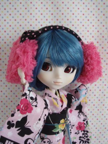 pullip kimono Wonderland10