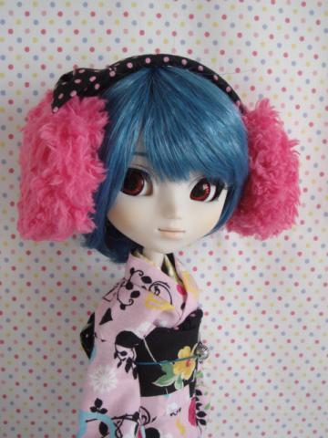 pullip kimono Wonderland9