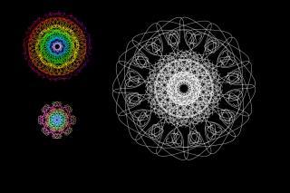 幾何学模様1