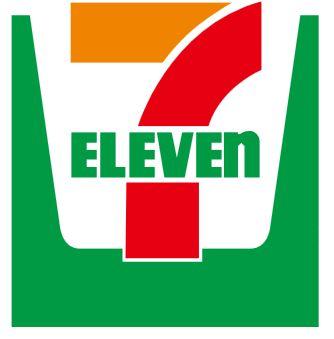 セブンのロゴ