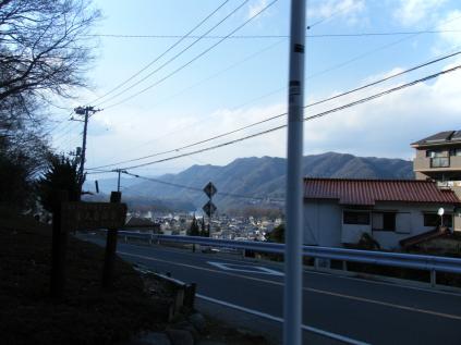 茂男のいる街。