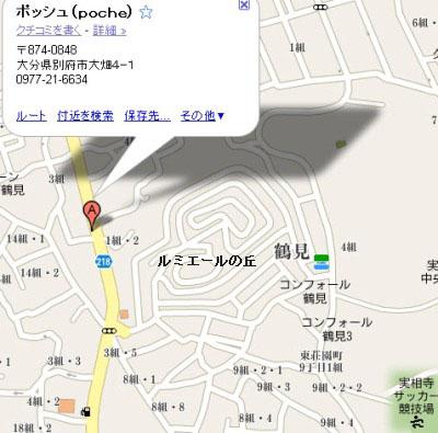 poche map
