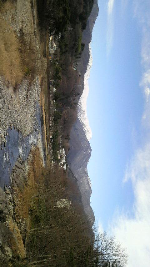 水上温泉風景2