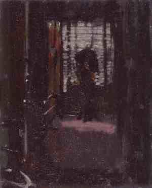写真-ジャックザリッパーの寝室