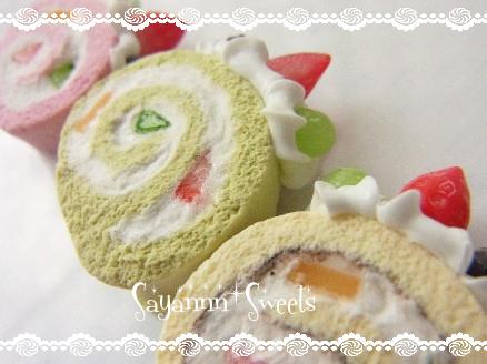 小さいロールケーキ2