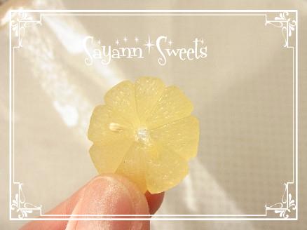 レモン小製作途中
