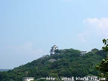20100821平戸城
