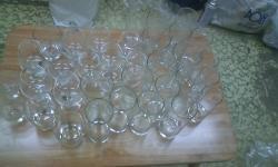 グラスいっぱい!