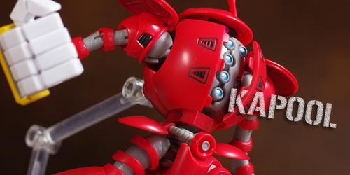 ROBOT魂コレン専用カプル