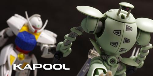 ROBOT魂カプル