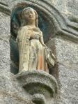 街の聖者像