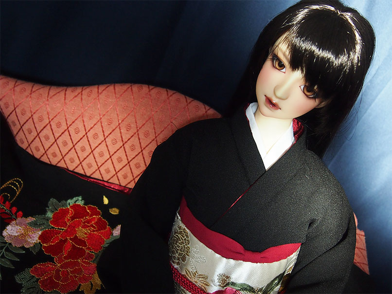 楢崎龍 さんのデフォ衣装を着せてみた