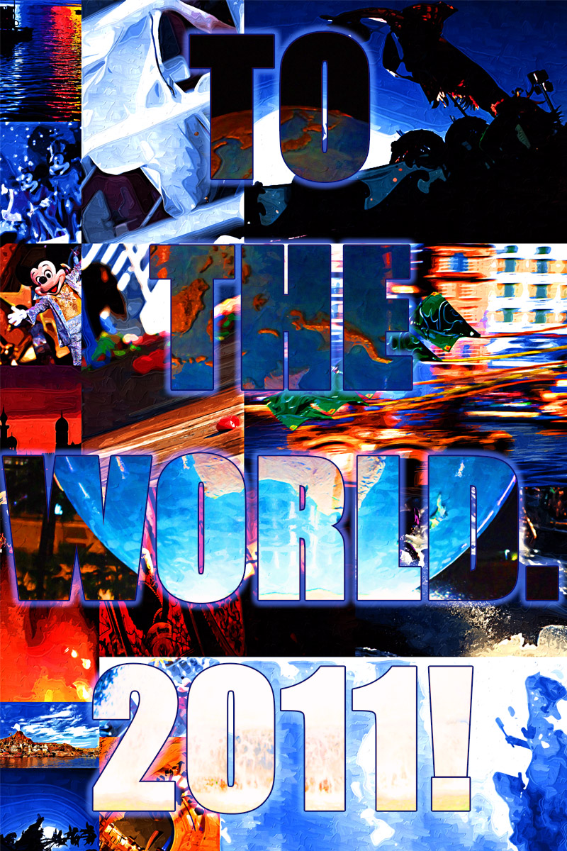 TO THE WORLD 2011