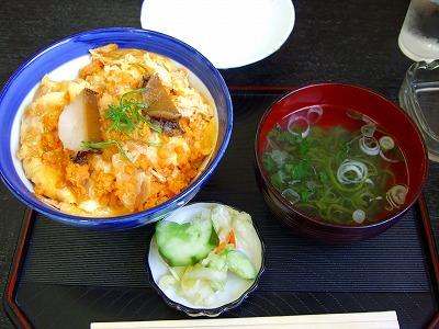 いちご煮丼