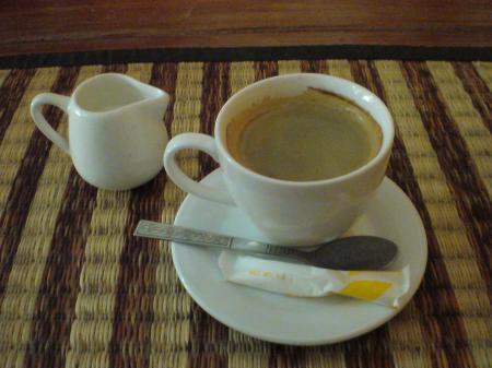 ラオアロマコーヒー@ラオス