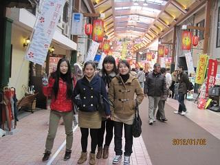 中国の子達